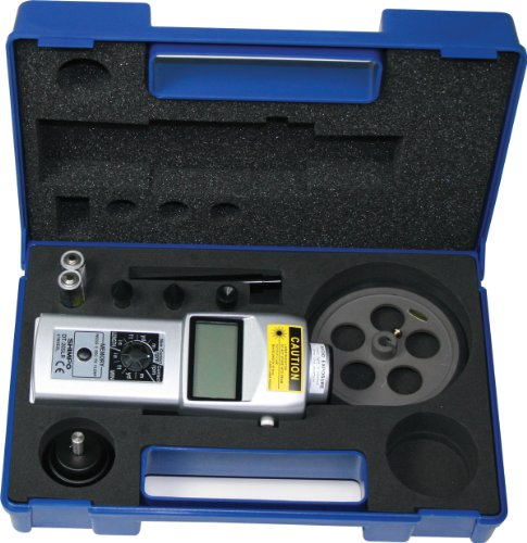 (Shimpo DT-205LR-S12 Handheld Tachometer with 12