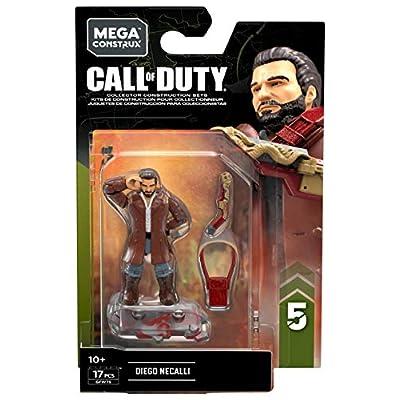Mega Construx Call of Duty Diego: Toys & Games
