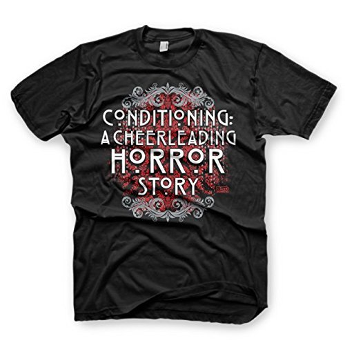 Conditioning, A Cheerleading Horror Story - Youth Medium - All Star Outfitters Cheerleading Apparel