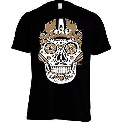 America's Finest Apparel New Orleans Sugar Skull - Men's