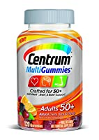 Centrum MultiGummies Multivitamin/Multimineral Supplement Gummies by Centrum