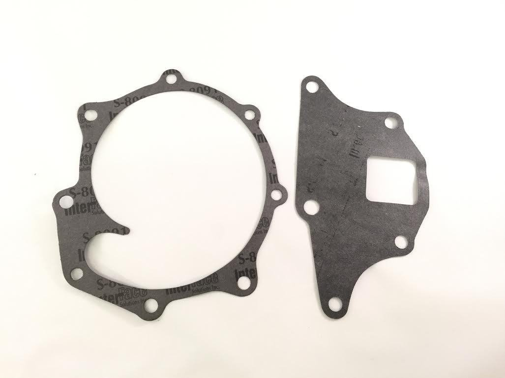 Ford Tractor Water Pump 2000 230A 2310 3600 4600 5600 6600 7000 Comes with 2 Gaskets EAPN8A513F