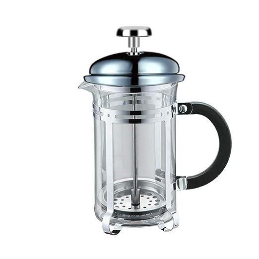 Cafetera eléctrica French Press con cristal de brosilicato, 1000 ...