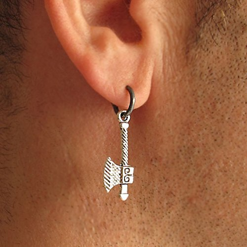 mens earrings tiffany