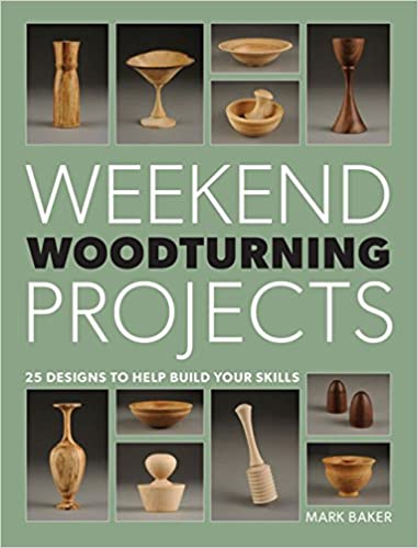 Book Weekend Woodturning Projects