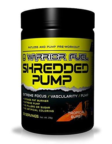 Shredded Pump