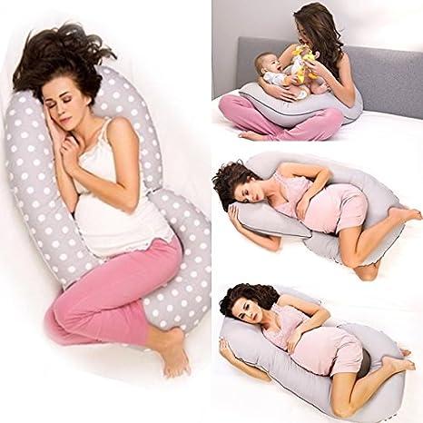 Almohada embarazo maternidad alimentación almohada tipo C 15 ...