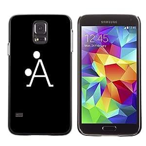 All Phone Most Case / Oferta Especial Duro Teléfono Inteligente PC Cáscara Funda Cubierta de proteccion Caso / Hard Case Samsung Galaxy S5 // A I got
