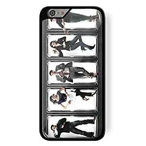 Bones Tv Series Cool Poster All Character for Iphone and Samsung Galaxy Case (iPhone 6 plus Black)