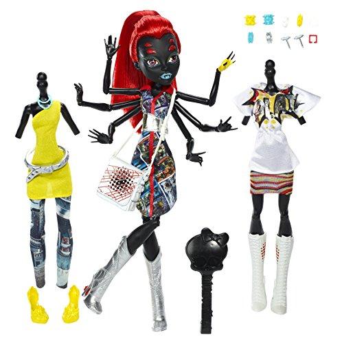 - Mattel CBX44 Monster High I Love Fashion Wydowna Spider Doll 10.5