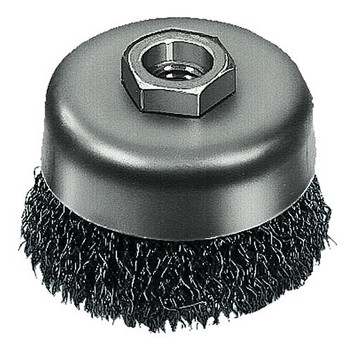 (Milwaukee 48-52-5060 3-Inch Crimped Wire Cup Brush)