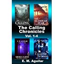The Calling Chronicles: Volume 1-4