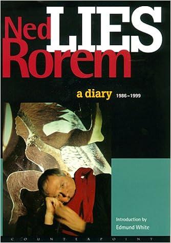 Book Lies: A Diary, 1986-1999