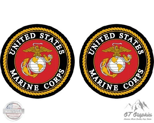 United States Marine Corps Set of 2 - 14
