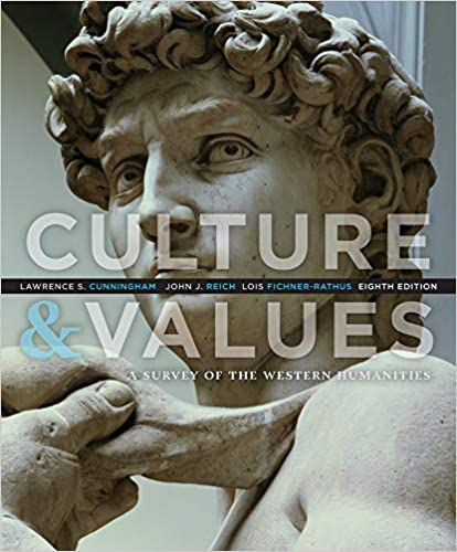 Culture and values a survey of the humanities 8th edition pdf