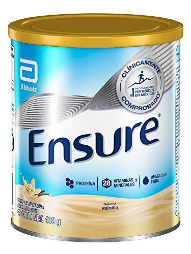 Ensure | Alimentación Especializada en Polvo Para Cualquier Momento del Día | Vainilla | 400g