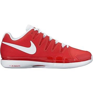 Men's Nike Zoom Vapor 9.5 Tour Clay Tennis Shoe Size 12.5 University Red