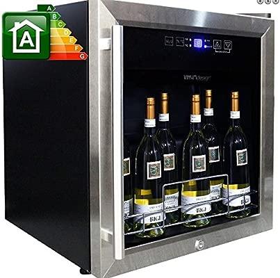 Vinum Design vd17scs botellero vino de 17 - 19 botellas a 1 ...