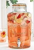 glass beverage dispenser 2 gallon - Home Essentials 2 Gallon Nantucket Drink Dispenser