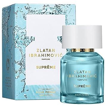 Edt Ibrahimović Parfum Zlatan Vaporisateur De Porter Floral Quotidien Femme Suprême Pour À Contemporain Spray Et Au 35RAL4j