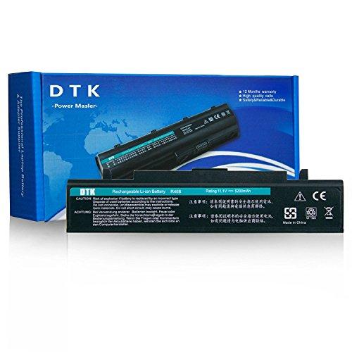 Dtk® Ultra Hochleistung Notebook Laptop Batterie Li-ion Akku für SAMSUNG R428, R429, R430, R439, R460, R462, R463, R464, R465, R466, R467, R468, R470, R478, R480, R519, R522, R530, R580, R620, R700, R710, R718, R720, R728, R730, R780, RV411, RV420, RV510, RC410, RC420, RC510, RC520, RC530, P428, P467, Q320 Series Ersatz-Laptop-Akku AA-PB9NC5B, AA-PB9NC6W, AA-PB9NC6B, AA-PB9NS6B, AA-PB9NS6W, AA-PL9NC2B, AA-PL9NC6B, AA-PL9NC6W (11,1 V, 4400MAH notebook-Akku, 6 Zellen) notebook computer battery