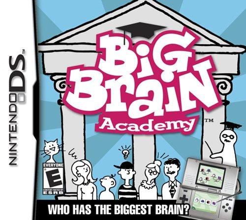 Big Brain Academy (Brain Age Nintendo 3ds)