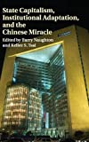 img - for State Capitalism, Institutional Adaptation, and the Chinese Miracle (Comparative Perspectives in Business History) book / textbook / text book