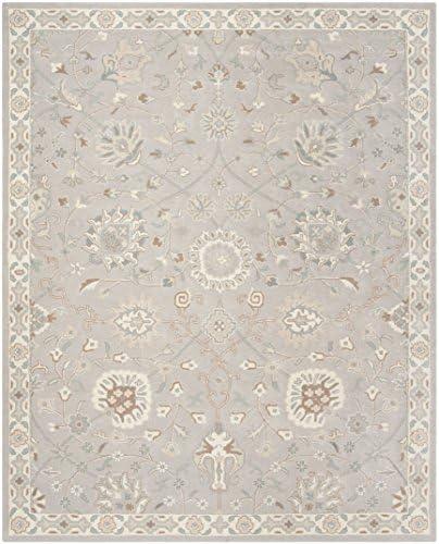 Safavieh Heritage Collection HG824B Handmade Traditional Oriental Premium Wool Area Rug - a good cheap living room rug