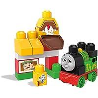 Mega Bloks Thomas & Friends Percy at the Farm Building Bag