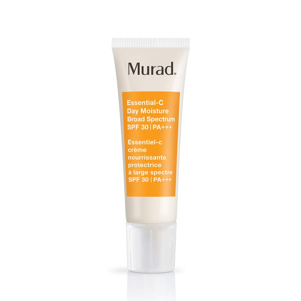 Murad Environmental Shield Essential-C Day Moisture SPF 30 - Vitamin C Moisturizer for Face with SPF - SPF Face Moisturizer Protects and Brightens, 1.7 Fl Oz: Premium Beauty