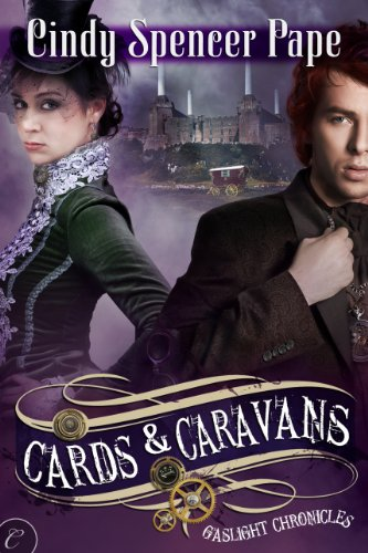 Cards Caravans Gaslight Chronicles Book ebook product image