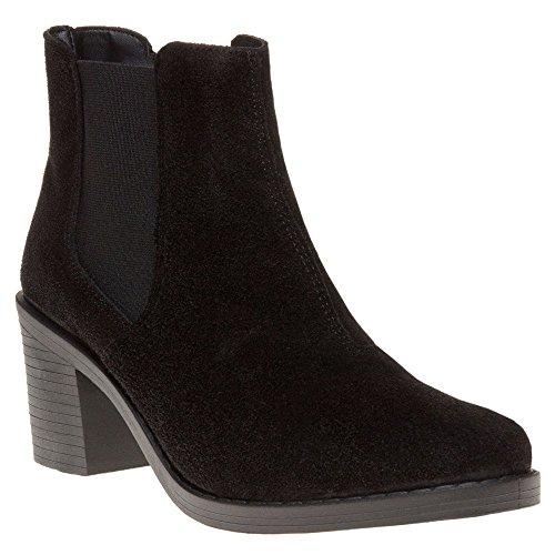 May Boots Sole Noir Femme Noir 8B6wYnS