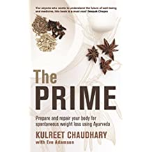 The Prime by KULREET CHAUDHARY (2016-11-08)