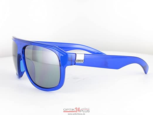 uvex Reithelme uvex Sonnenbrille lgl 4, one size, blue