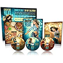 Beachbody Country Heat Dance Workout DVD by Autumn Calabrese [Base kit]