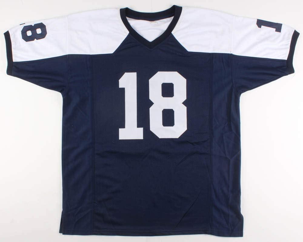 Randall Cobb Signed Jersey (Beckett COA) Dallas Football Team at ...