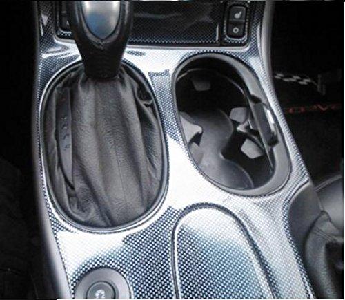 Chevrolet Chevy Corvette C 6 C 6 C6 Interior Carbon Fiber Dash Trim Kit Set 2005 2006 2007 2008