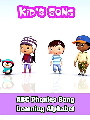 ABC Phonics Song Learning Alphabet - Kid's -