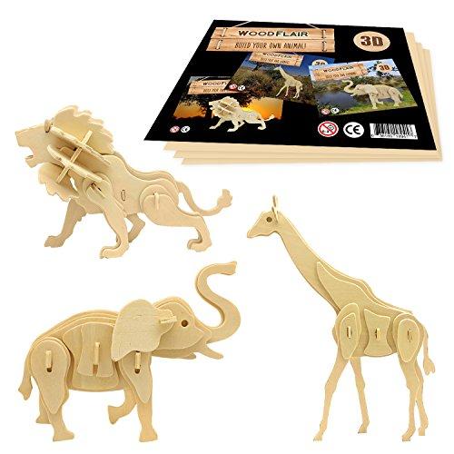 wooden animal model - 6