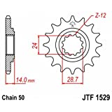 JT Sprockets JTF1529.17 17T Steel Front Sprocket