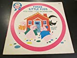 Three Little Pigs , Peter Rabbit , Little Red Riding Hood , + 4 Stories ,, Simon Says Records