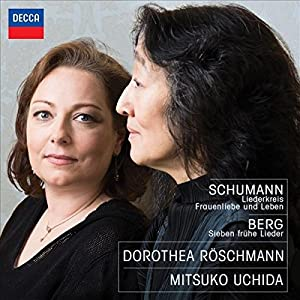 Schumann & Berg Lieder