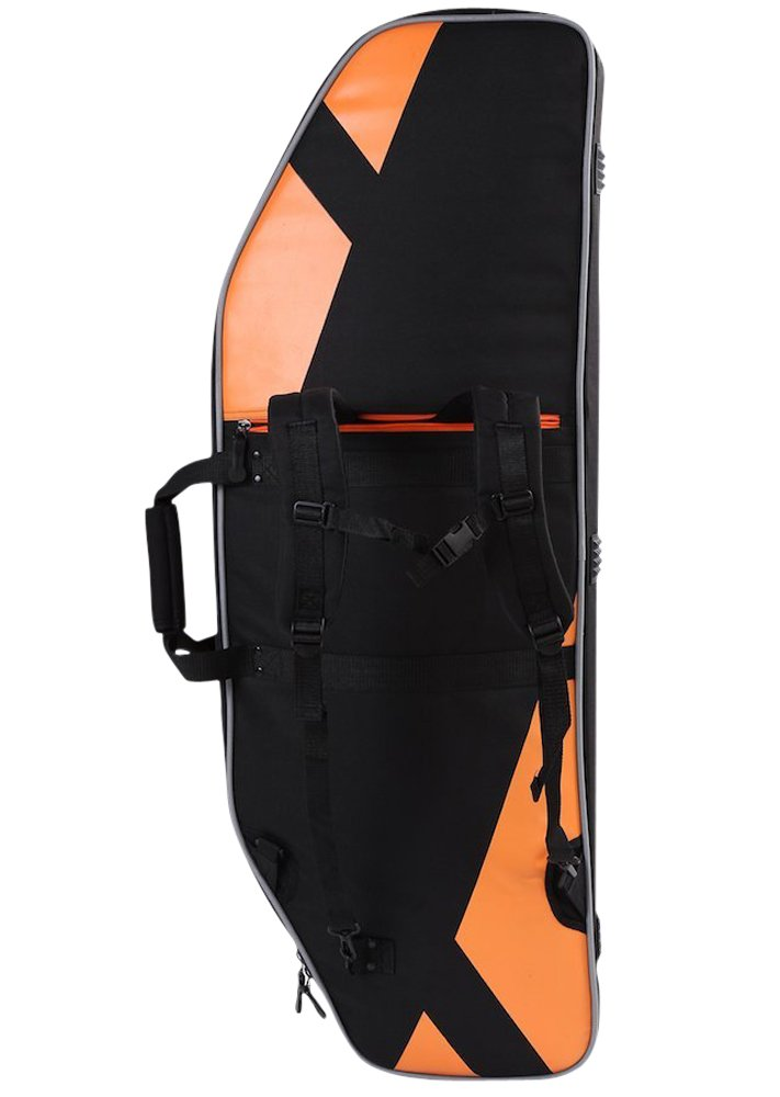Legend Archery Superline Compound Bow Case Backpack Shoulder with Straps Inside Length 44
