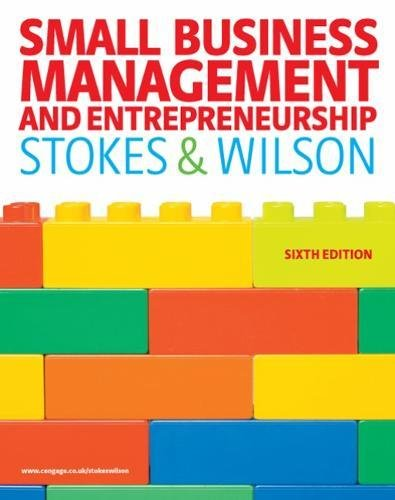 Small business management and entrepreneurship amazon david small business management and entrepreneurship amazon david stokes nicholas wilson 9781408017999 books fandeluxe Image collections