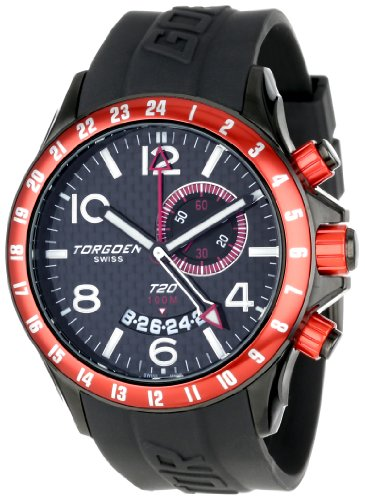 Torgoen Swiss Men's T20306 T20 Series Sport Analog Watch