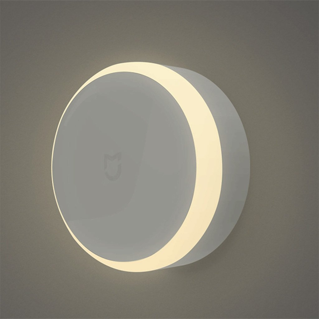 Night Lights Induction Night Light led Lights Human Infrared Bedroom from The Night Light Control Bed Energy-Saving Aisle