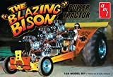 "AMT 1006 ""The Blazing Bison"" Puller Tractor 1:25 Scale Plastic Model Kit - Requires Assembly"