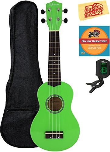 Best ukulele green list