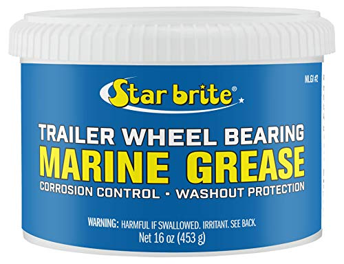 Grease Winch - Star Brite Wheel Bearing Grease Can (1-Pound)