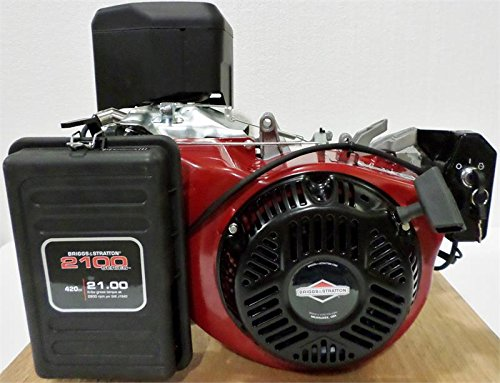 - Briggs Horizontal Engine 21.00 TP ES 4-11/32 Tapered Shaft #25T237-0168